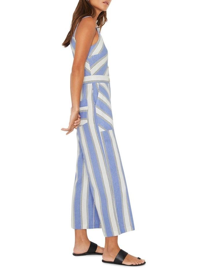 Stripe Pinny Jumpsuit image 5