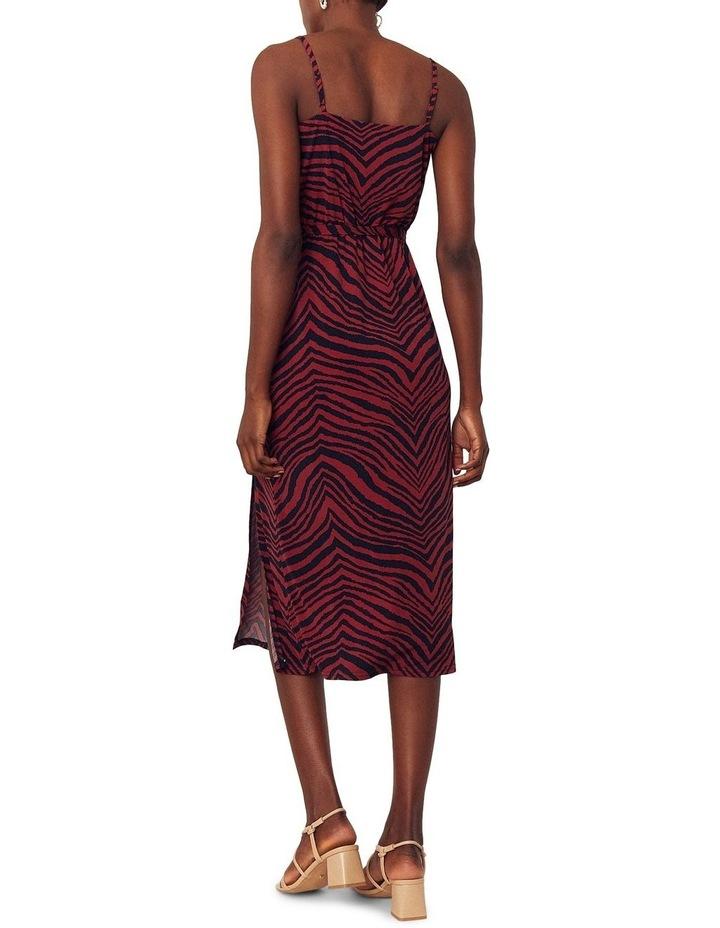 Tiger Cami Wrap Dress image 2