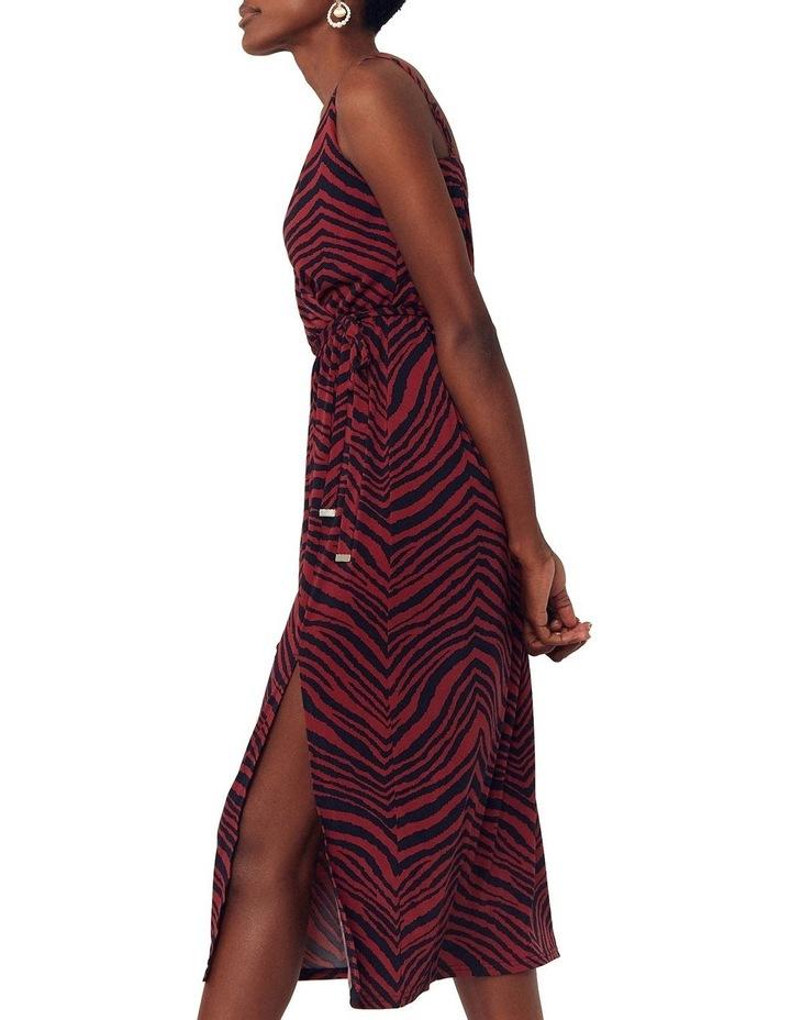Tiger Cami Wrap Dress image 3