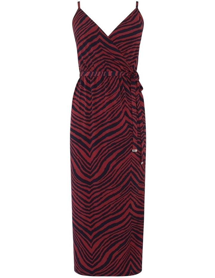 Tiger Cami Wrap Dress image 4