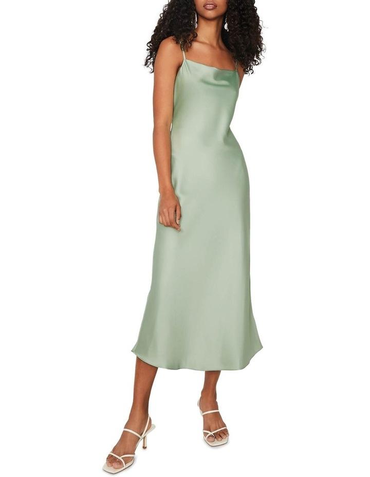 Satin Cami Dress image 1