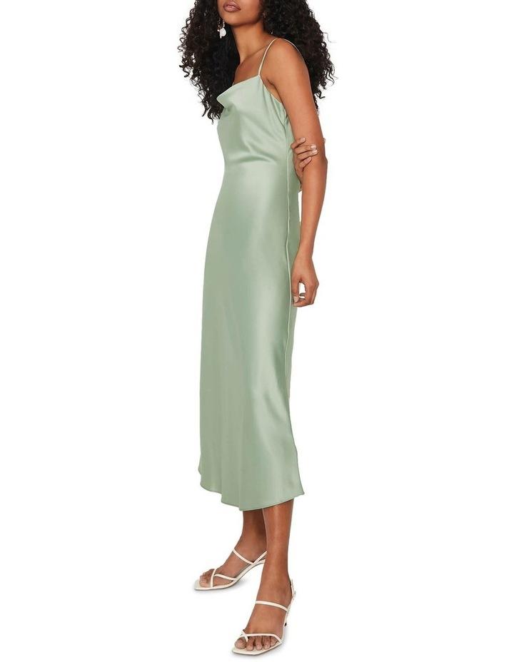 Satin Cami Dress image 3