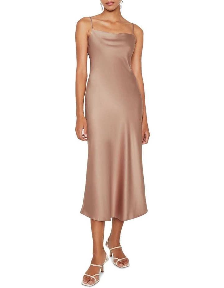 Satin Cami Dress image 1