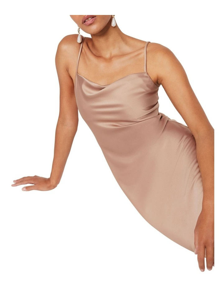 Satin Cami Dress image 3