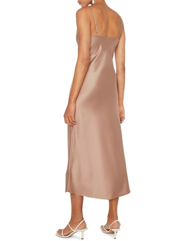 Satin Cami Dress image 4