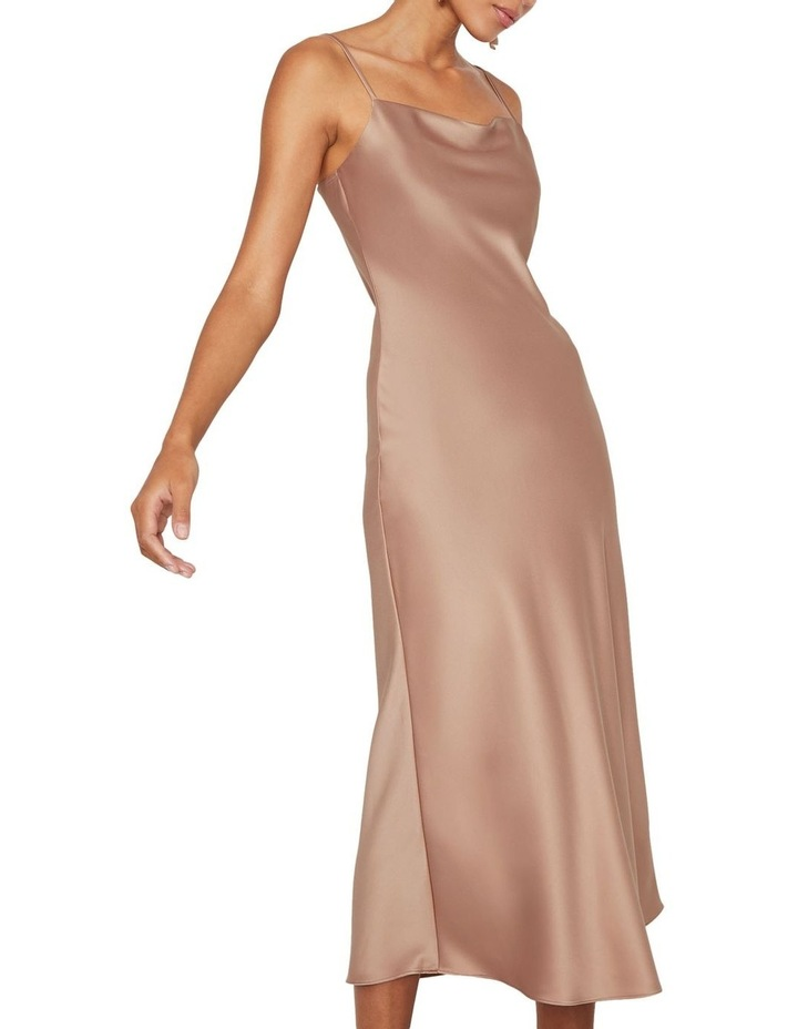 Satin Cami Dress image 5