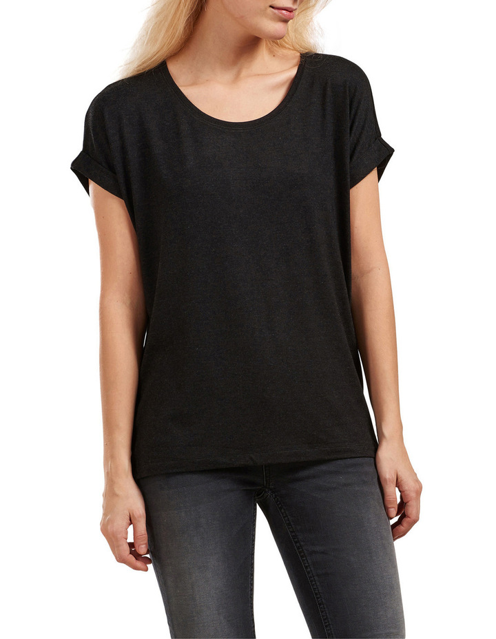 Moster Short Sleeved O-Neck Top image 1