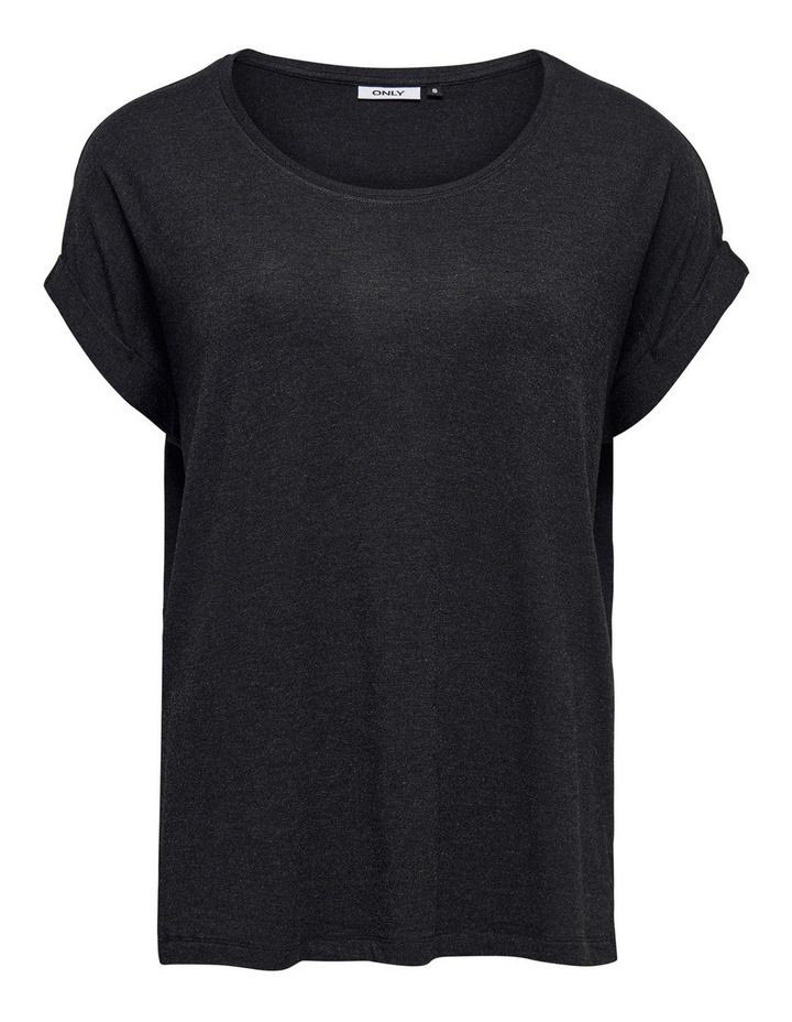 Moster Short Sleeved O-Neck Top image 4