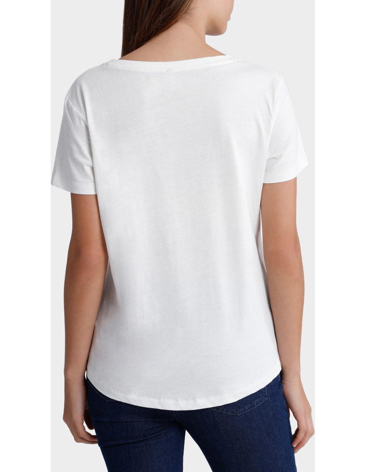 Alba Short Sleeve Print Attack T/shirt image 3