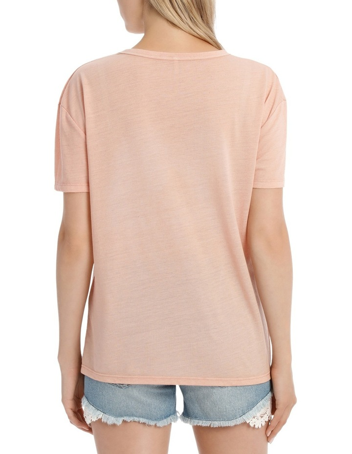 Toby Short Sleeve Wanted Luxe Top image 3