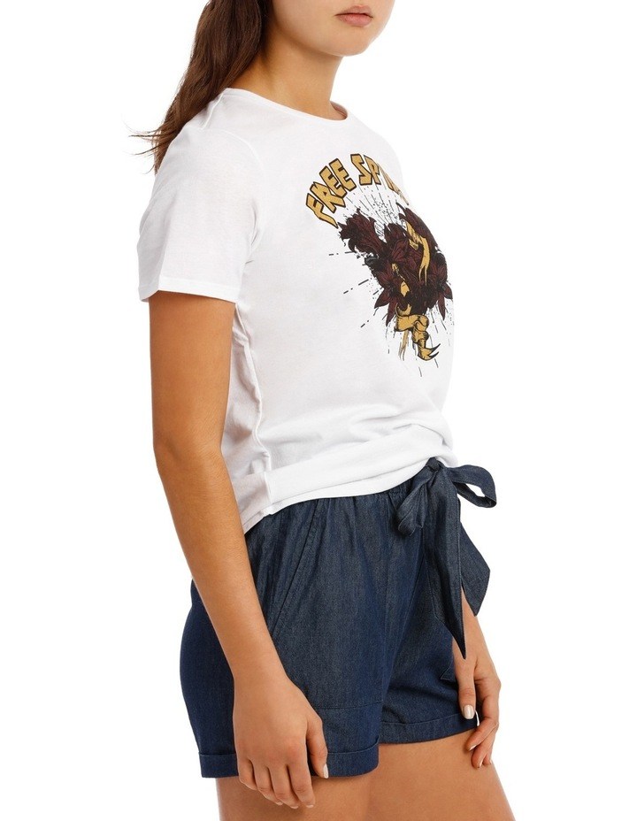 Tali Short Sleeve Top Box Juniors image 2