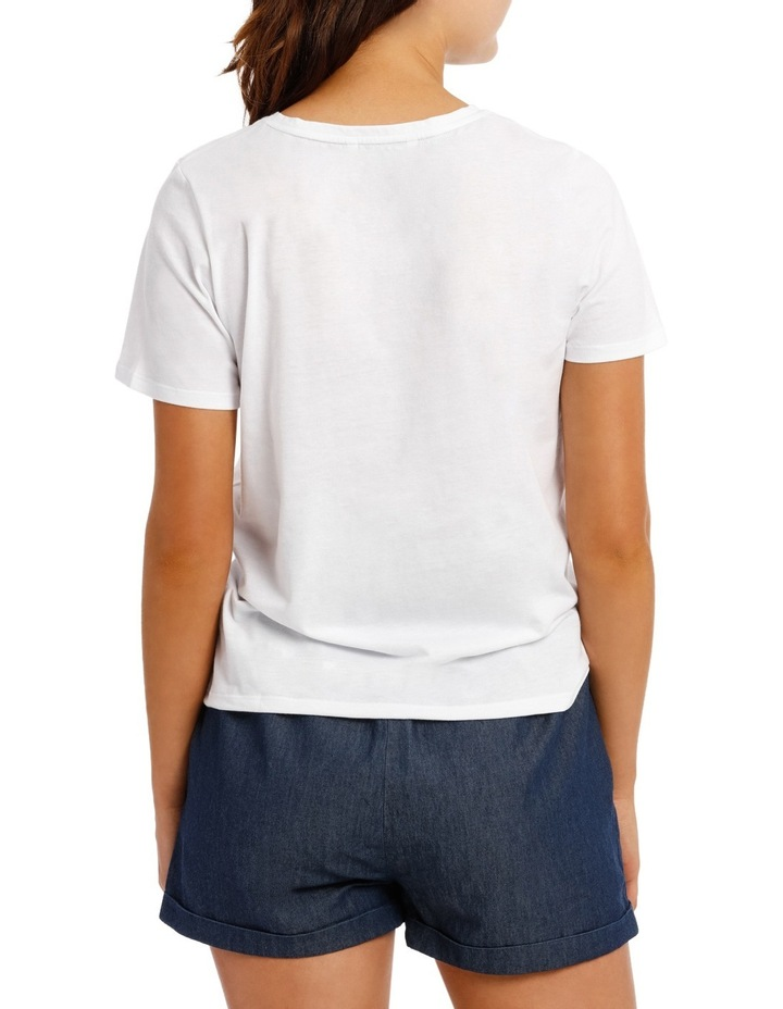 Tali Short Sleeve Top Box Juniors image 3