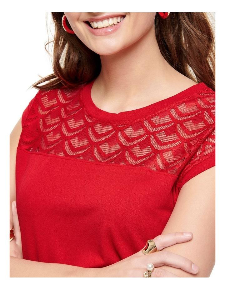 Nicole Short Sleeve Top image 3
