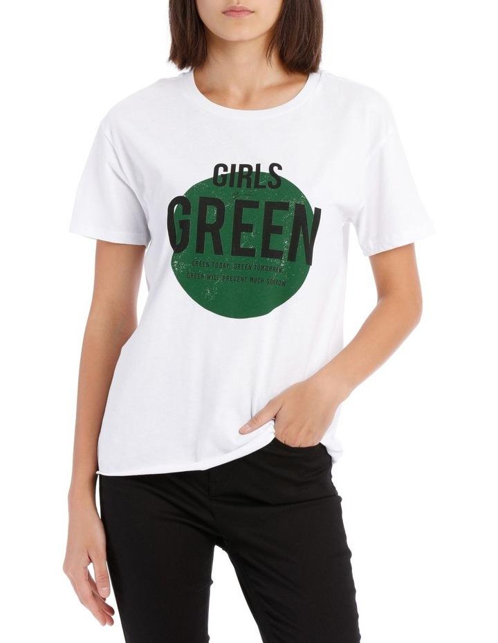 Heart Organic Cotton T-Shirt image 1