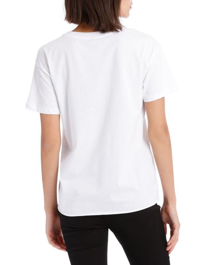 Heart Organic Cotton T-Shirt image 3