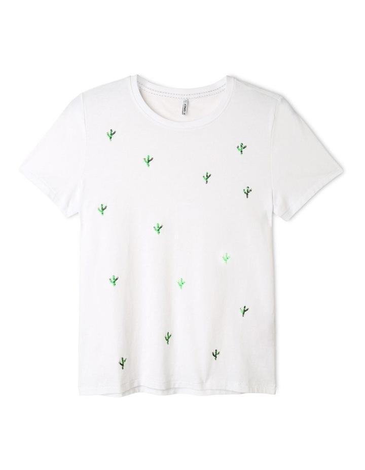 Kita Cactus Short-Sleeved T-Shirt image 1