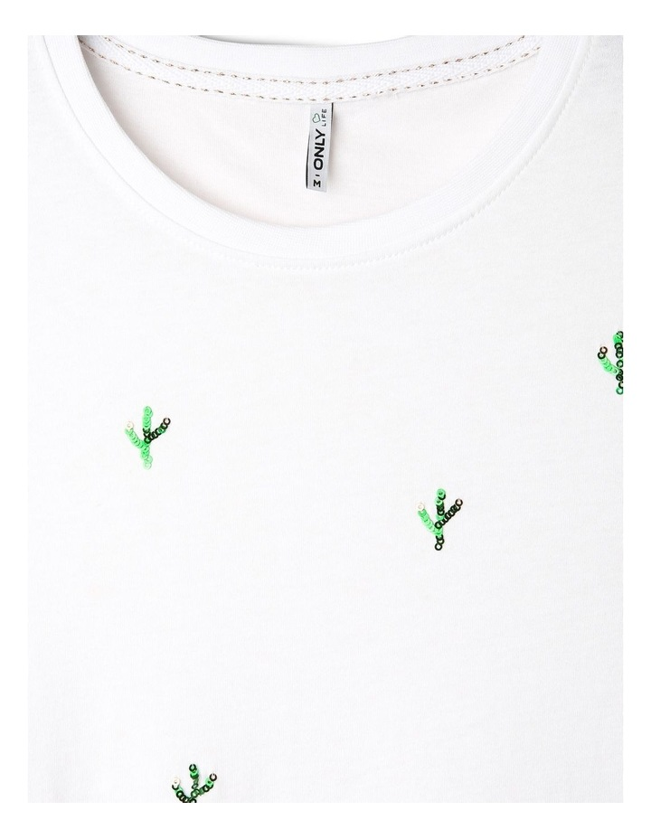 Kita Cactus Short-Sleeved T-Shirt image 2