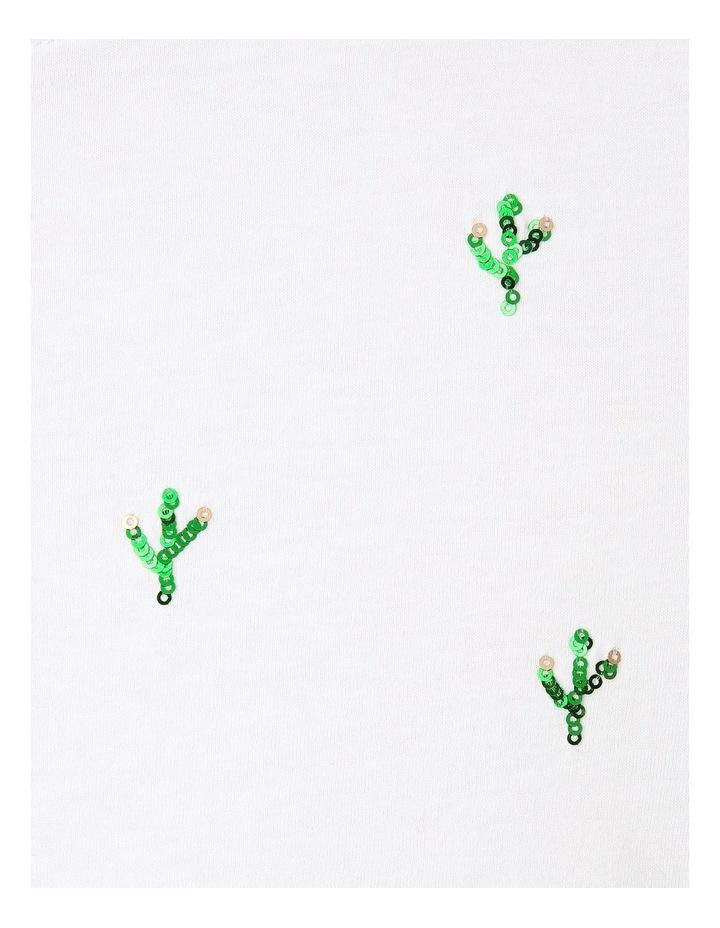 Kita Cactus Short-Sleeved T-Shirt image 3