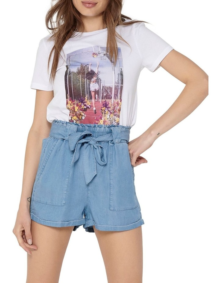 Priya Life Short Sleeve Top image 1