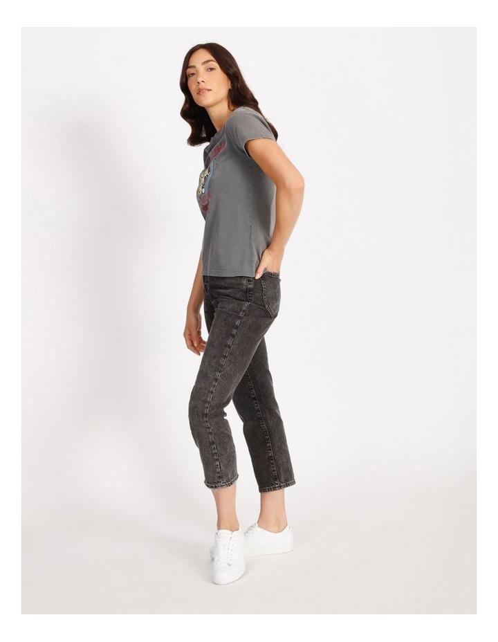 Rokka Short Sleeve Rock T-Shirt image 2