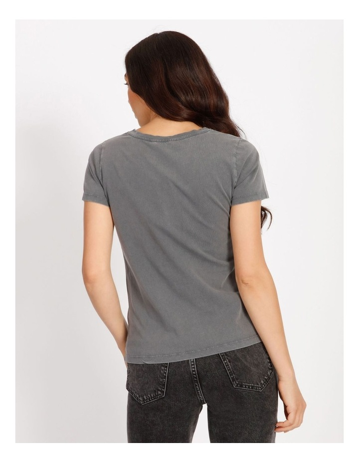 Rokka Short Sleeve Rock T-Shirt image 3