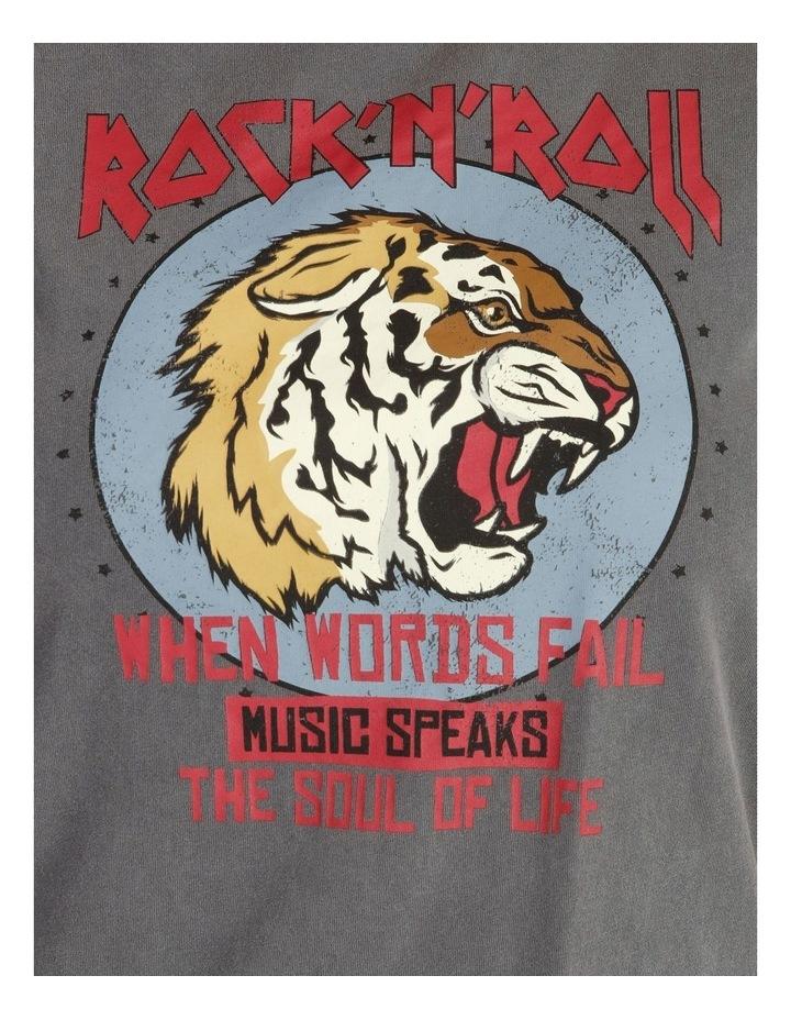 Rokka Short Sleeve Rock T-Shirt image 5