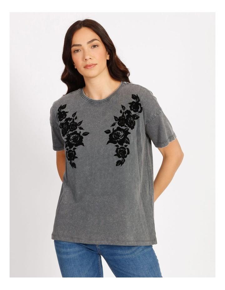 Rosie Oversize Short Sleeve Top image 1