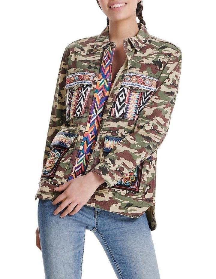 Audrey Camouflage Jacket image 1