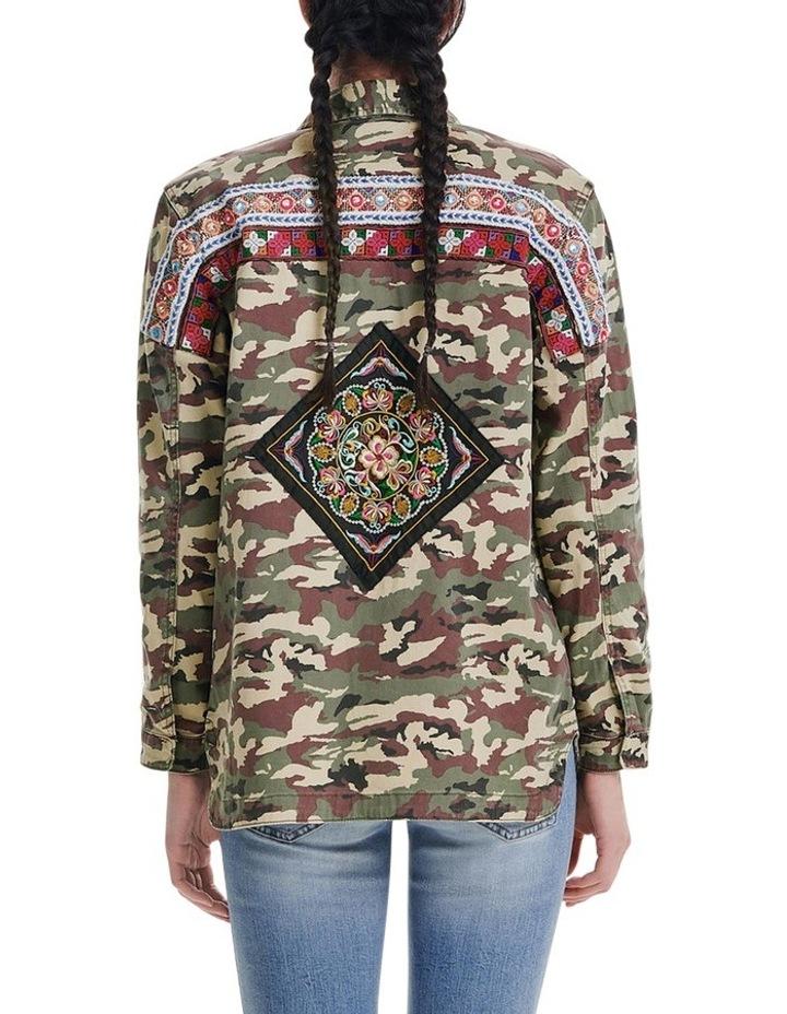 Audrey Camouflage Jacket image 2