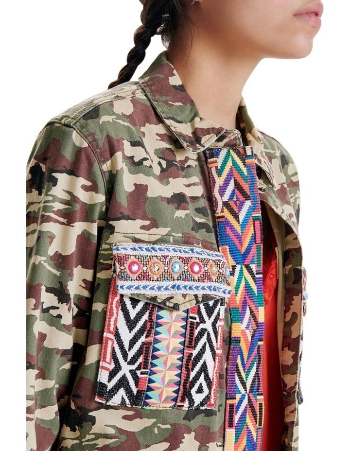Audrey Camouflage Jacket image 4