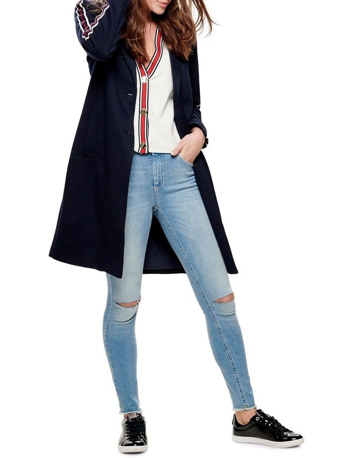 Liselle Ruby Loose Coat image 3