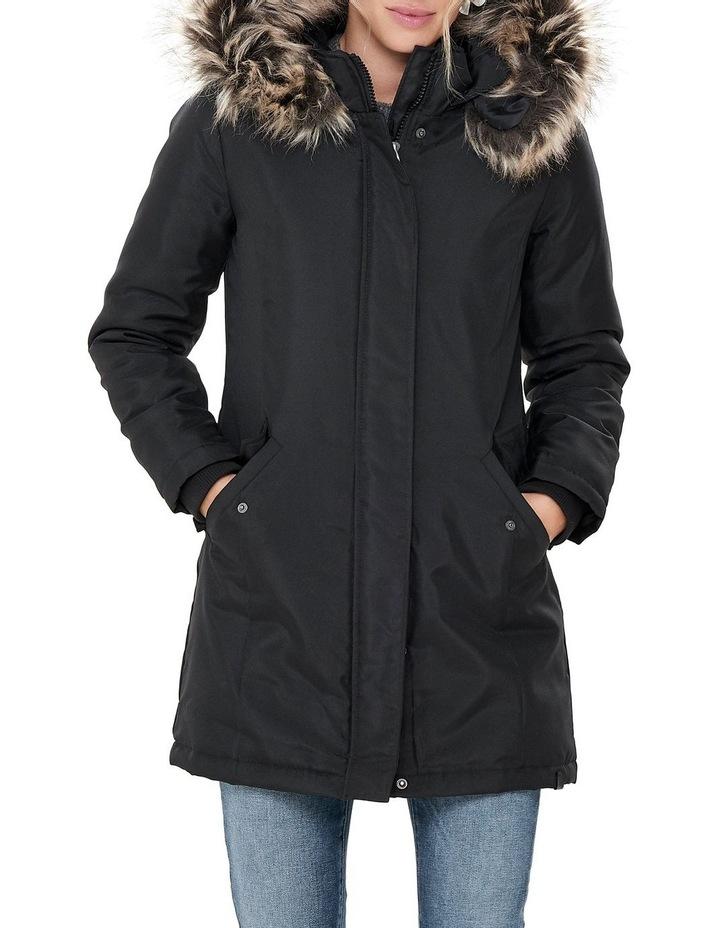 Katy Parka Coat by Only