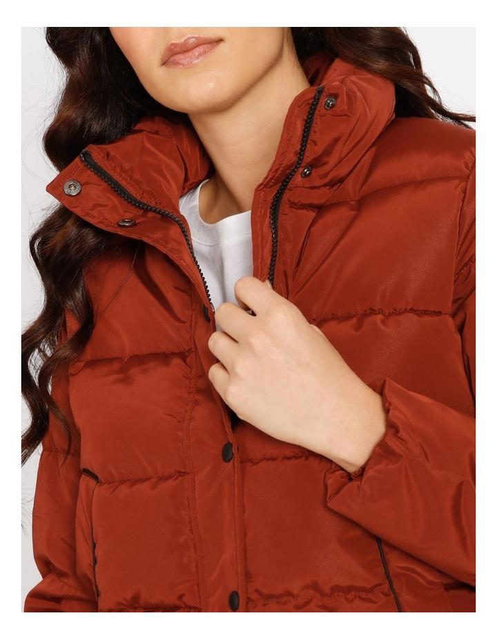 Kelly Short Puffer Jacket image 4