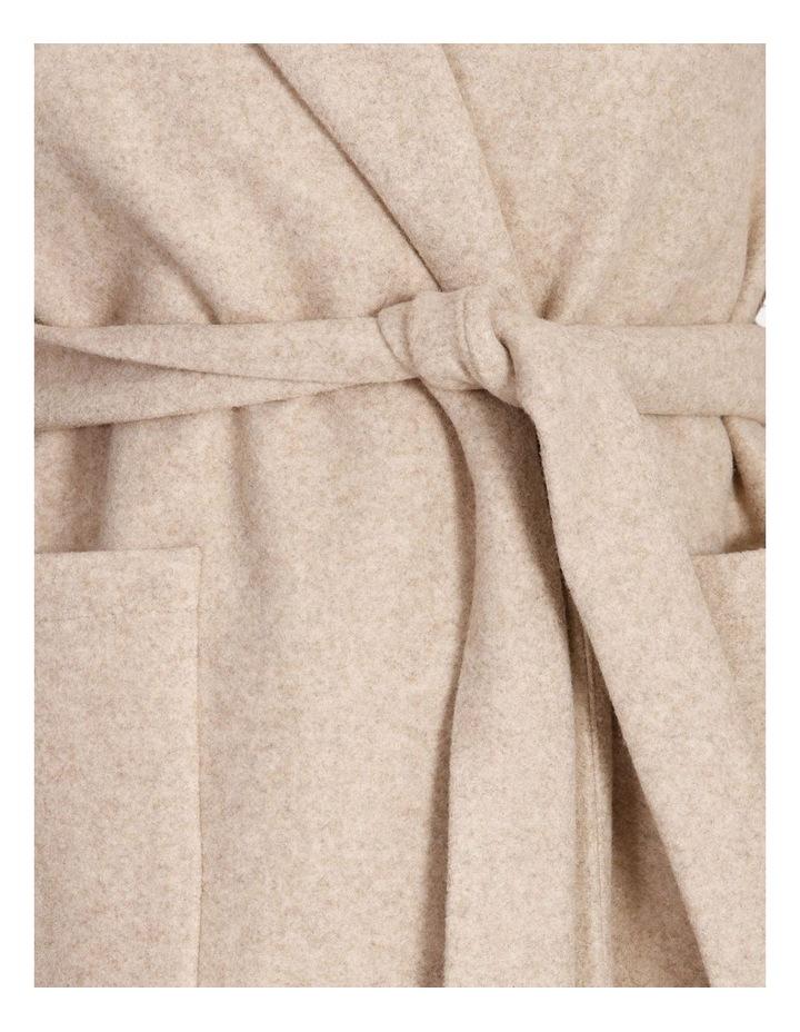Onltrillion Long Belt Coatigan Pnt image 5