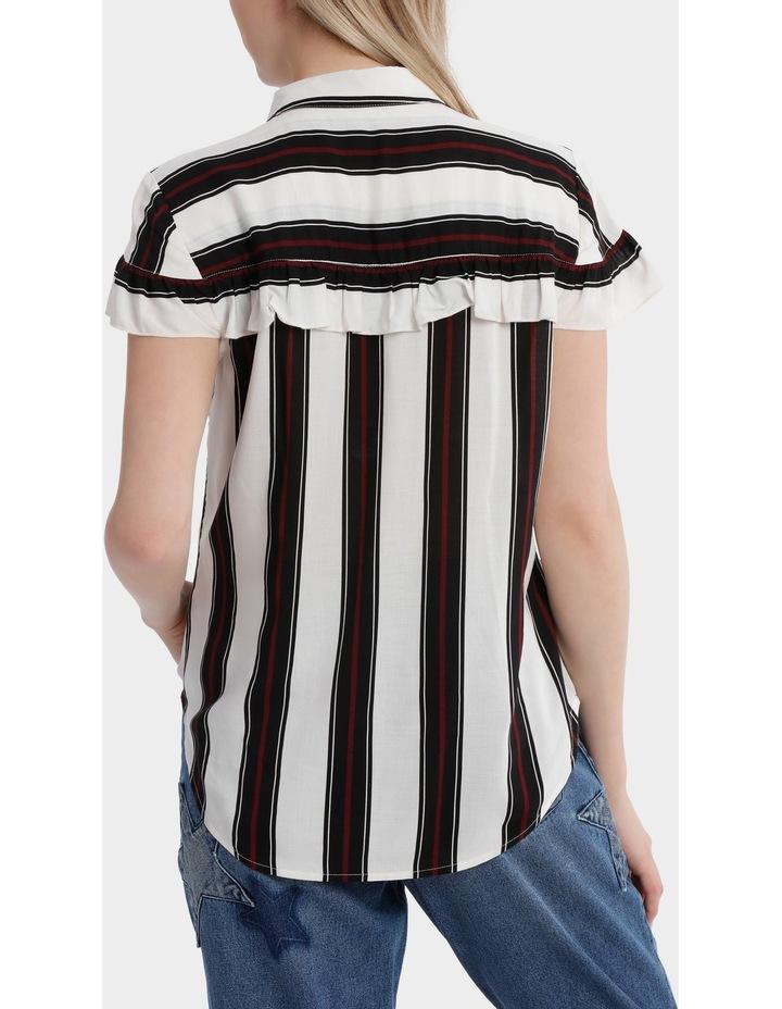 Therese Long Sleeve Frill Shirt image 3
