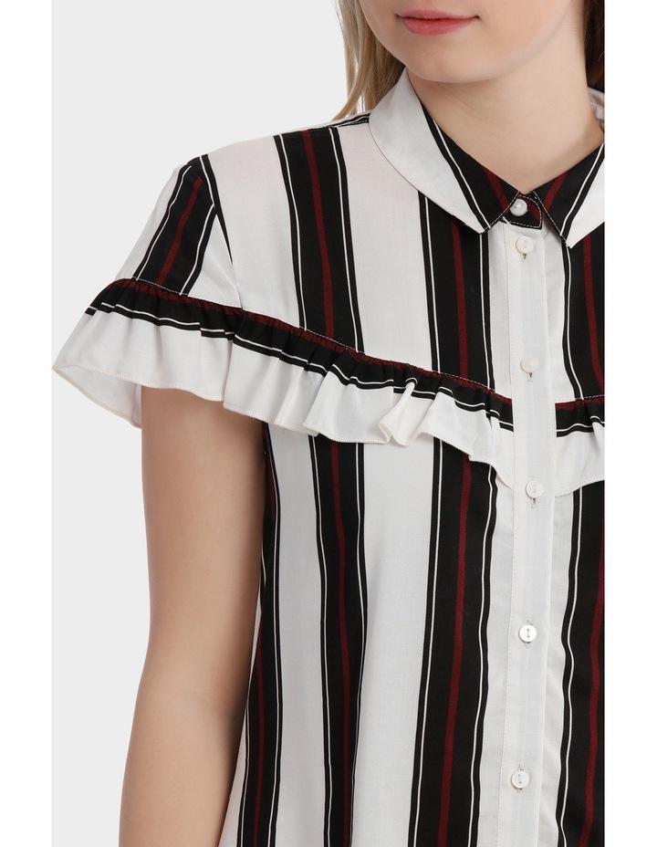 Therese Long Sleeve Frill Shirt image 4