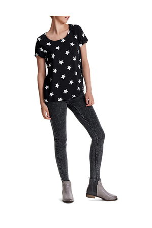 ONLY - First Shirt Sleeve Top