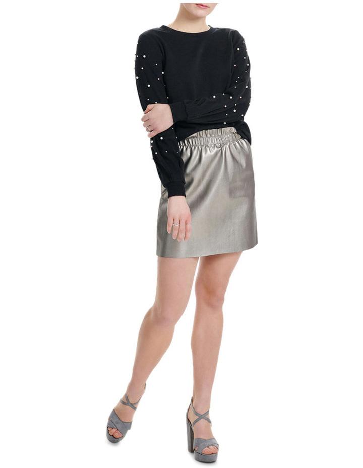 Asti Long Sleeve Embellished Sweater image 4
