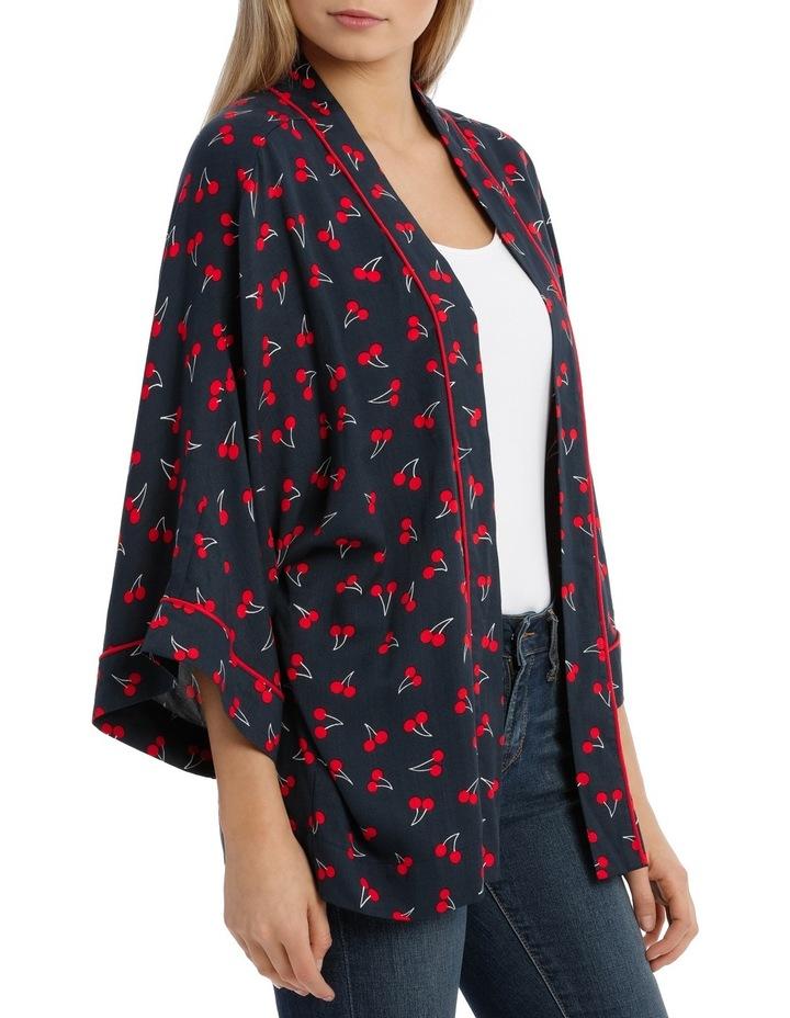 Beso 3/4 Short Kimono Woven image 2