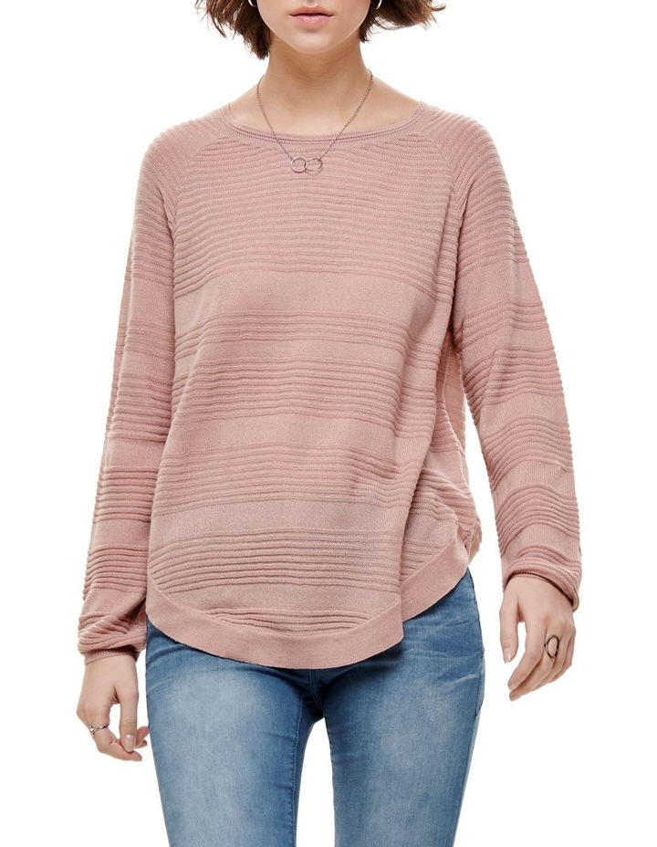 Caviar Long Sleeve Pullover Knit image 1