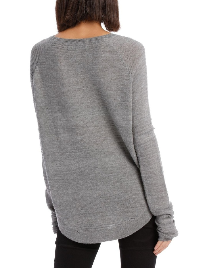 Caviar Long Sleeve Pullover Knit image 3