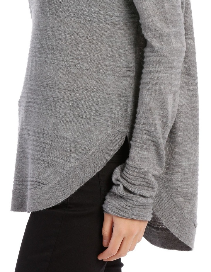 Caviar Long Sleeve Pullover Knit image 4
