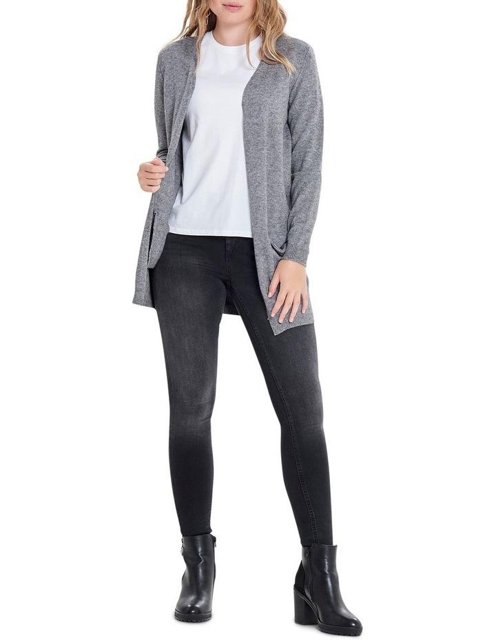 Queen Long Sleeve Long Cardigan Noos image 1