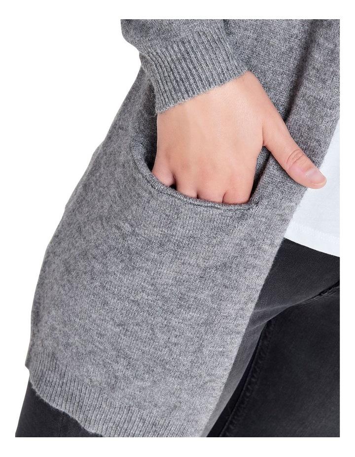 Queen Long Sleeve Long Cardigan Noos image 4