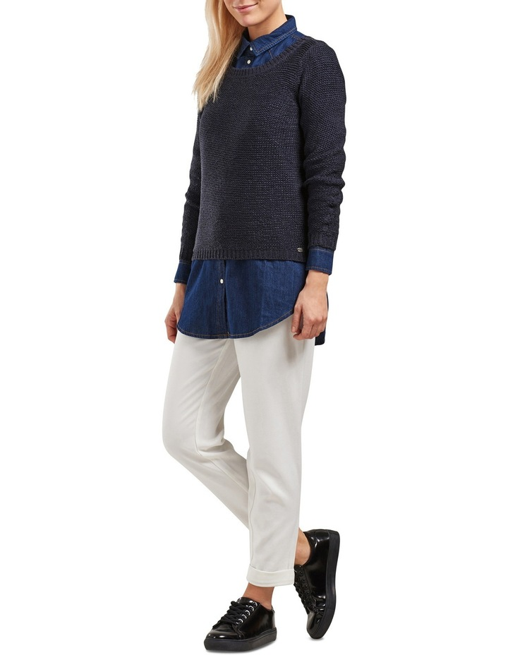 Geena Long Sleeve Pullover Knit image 3