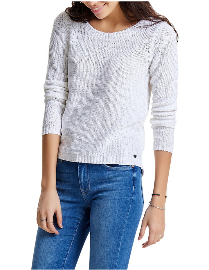 Geena Xo Long Sleeve Pullover Knit image 1