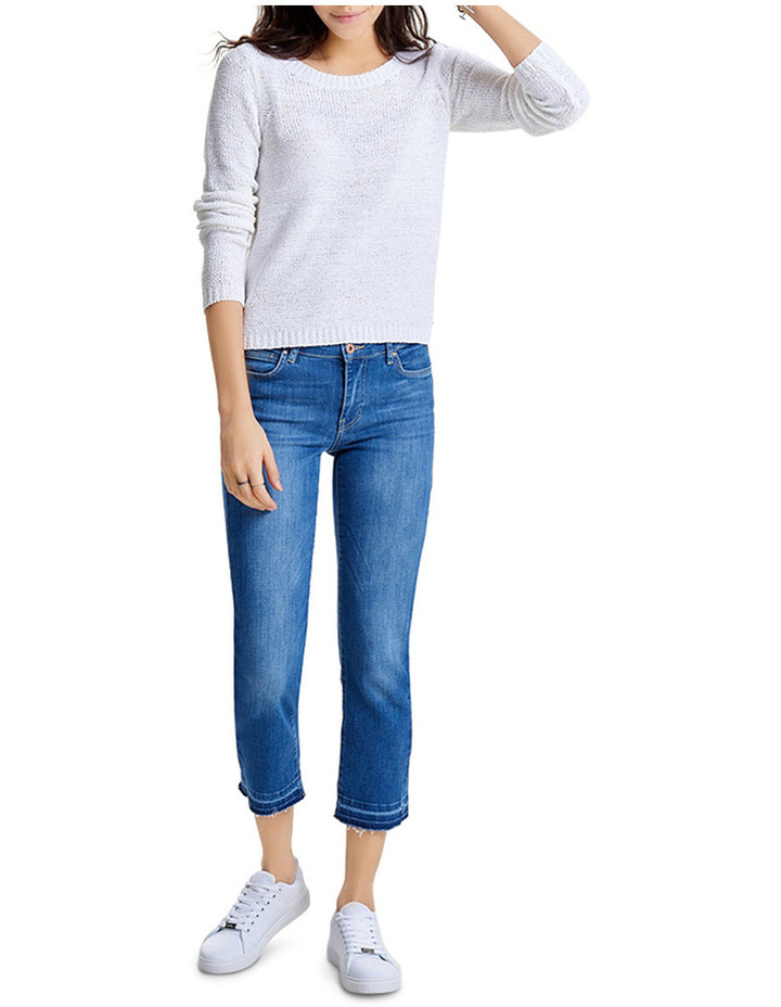 Geena Xo Long Sleeve Pullover Knit image 3