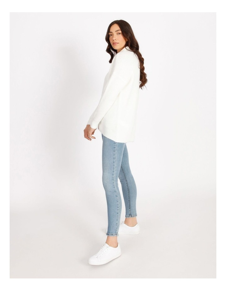 Lex Zip Pullover Knit image 2