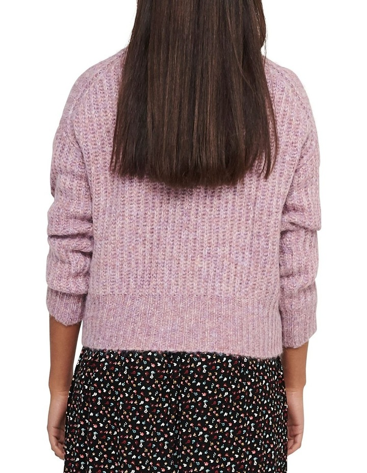 New Chunky Pullover Knit image 2
