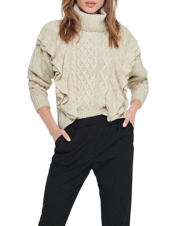 Teresa High Neck Pullover Knit image 1